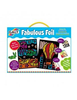 Картини с фолио, Galt Toys