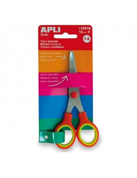 APLI Kids 12816 Прави ножици - 13 cm