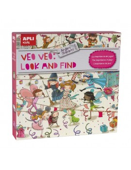 Look & Find - семейна игра за наблюдателност