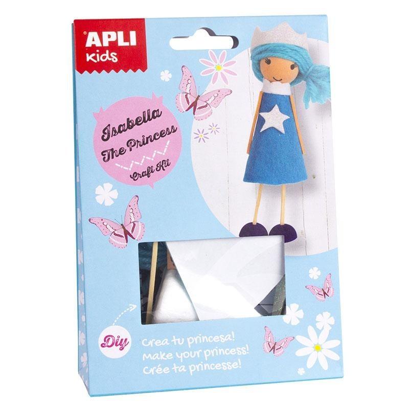 APLI 14691 Направи си сам Принцеса Изабела - творчески комплект