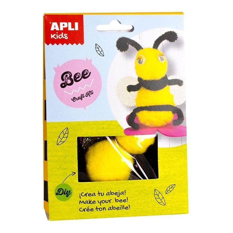 9ba984262ae Направи си сам Пчела - детски творчески комплект. Играй и учи с APLI ...