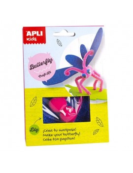 APLI 14620 Направи си сам Пеперуда - творчески комплект
