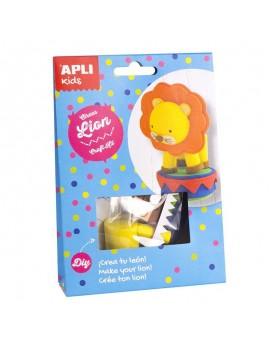 APLI 14630 Направи си сам Цирков лъв творчески комплект