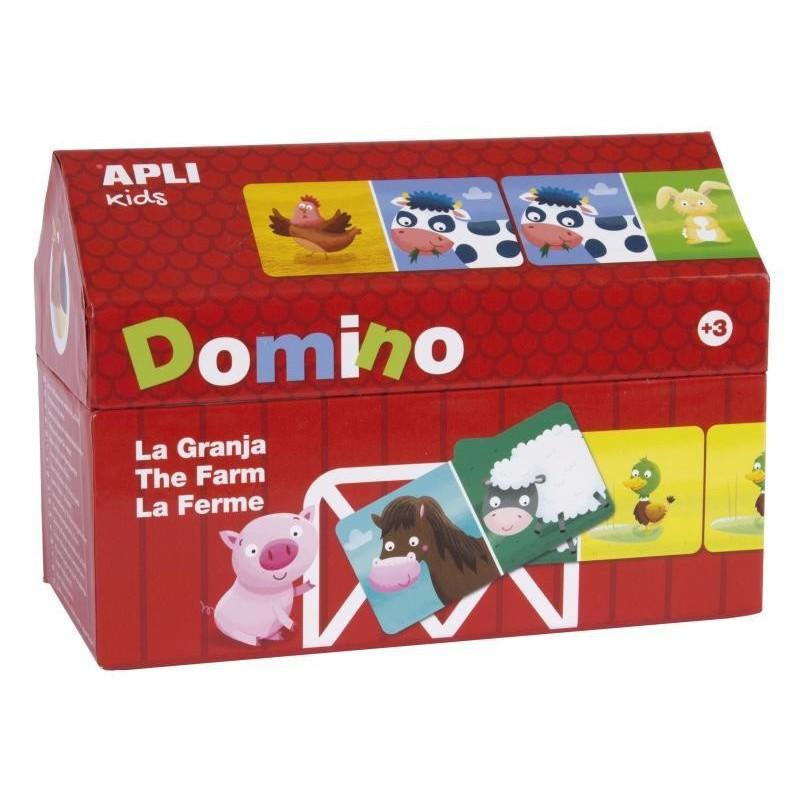 APLI 16493 Домино - Фермата