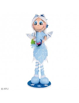Кукла Зимна Фея - творчески комплект