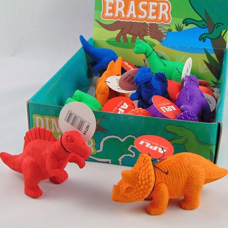 Гумичка Динозавър с размер 11см