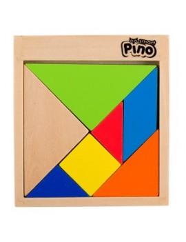 Пъзел с геометрични фигури:...