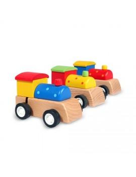 Дървен локомотив, Pino