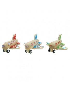 Дървен самолет, Pino
