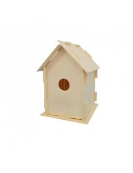 Къщичка за птички за...