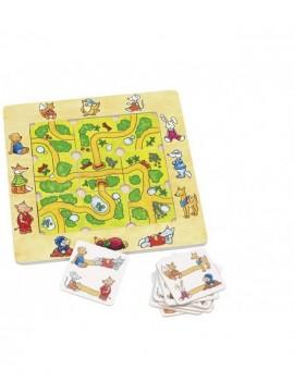 Детска игра Намери Пътя, Goki