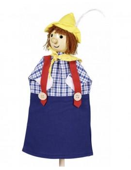 Кукла за ръка: Сепъл, Goki