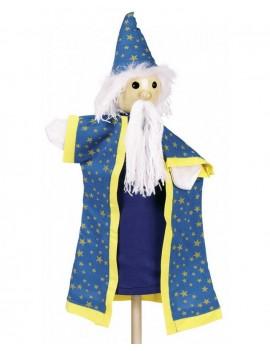 Кукла за ръка: Магьосник, Goki