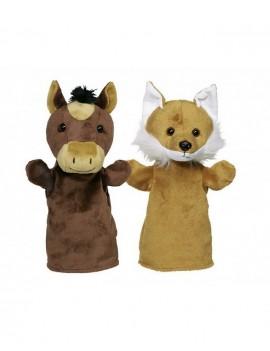 Кукли за ръка: Животни, Goki
