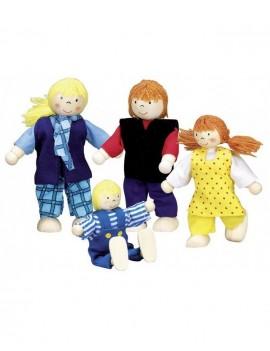 Гъвкави мини кукли: Младо...