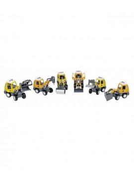 Колекционерска играчка Строителни машини, Gollnest & Kiesel