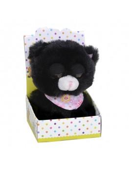 Плюшена играчка Черно коте,...