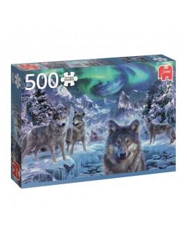 Пъзел: Зимни вълци,  Jumbo