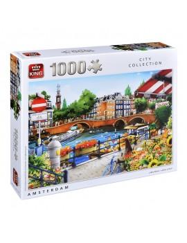 Пъзел: Амстердам- Хиро...
