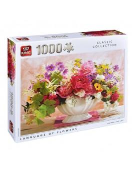 Пъзел: Езика на цветята-...
