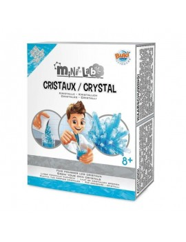 Растящ син кристал, Buki