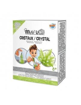 Растящ зелен кристал, Buki