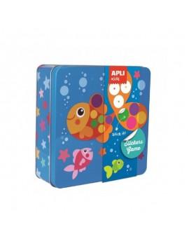 Рисуване със стикери: Океан, APLI Kids