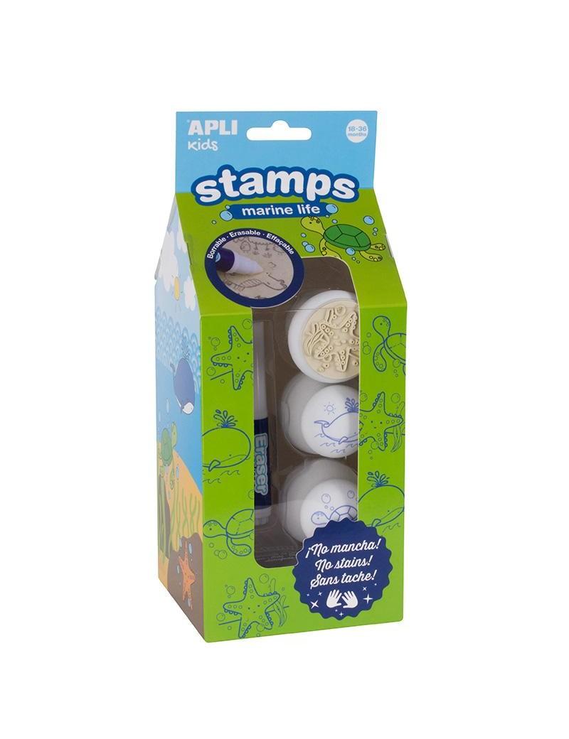 Комплект Джъмбо печати APLI kids