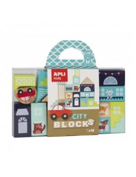 APLI 17161 Дървени блокчета...