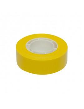 APLI 12274 Жълта самозалепваща лента 19 mm x 33 m