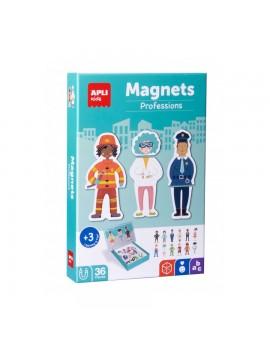 Магнитна игра  Професиите