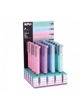 Многоцветна химикалка  Nordik