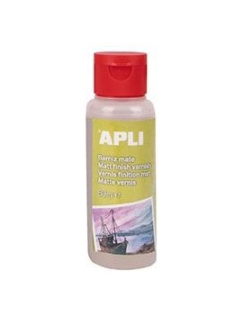 Лепило-лак гланц, APLI