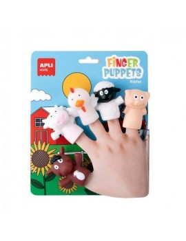 Кукли за пръсти Животните...