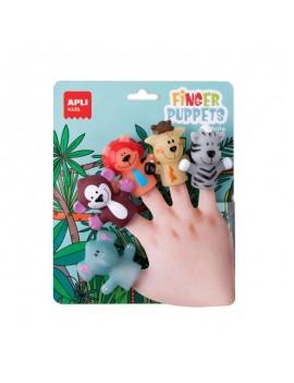 Кукли за пръсти Животни от...