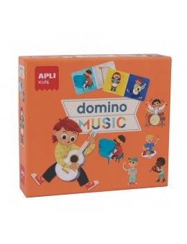 Домино Музикални инструменти