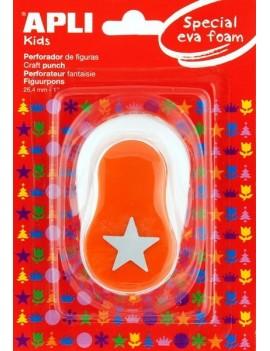 Пънч - звезда 25.4 mm