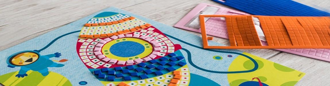 Детски мозайки | Kornel4Kids
